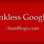 Linkless Google?