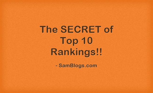 The-SECRET-of-Top-10